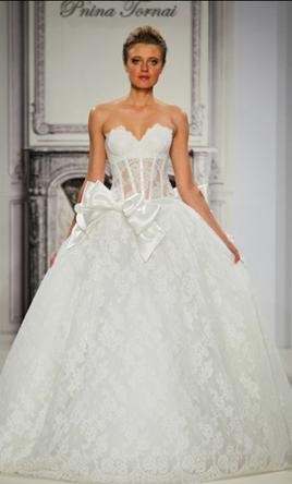 Pnina tornai wedding dresses for sale preowned wedding dresses pnina tornai junglespirit Choice Image