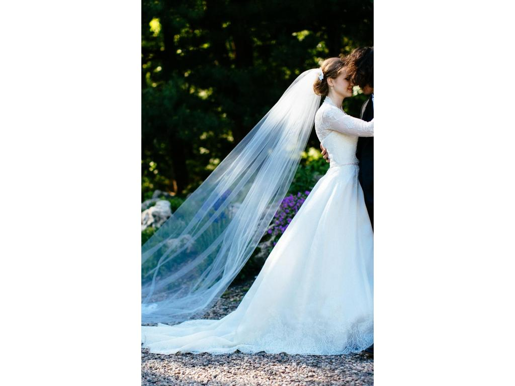 Famous Monique Lhuillier Used Wedding Dress Gallery - All Wedding ...
