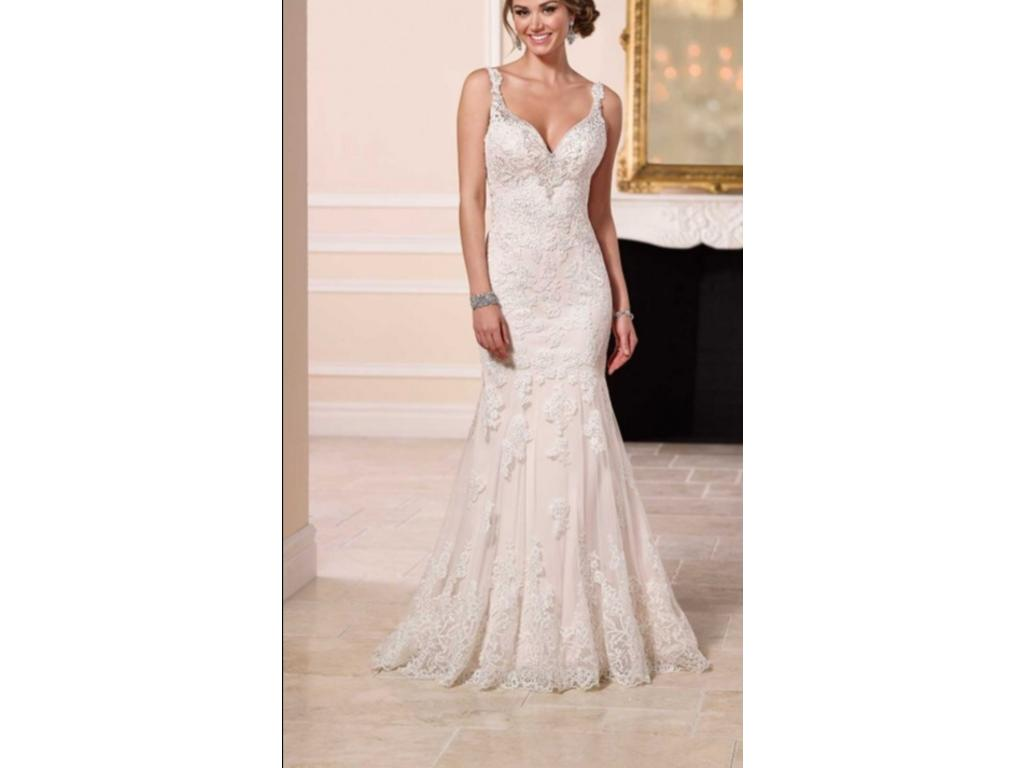 Buy Wedding Dresses New York : Stella york size new altered wedding dresses