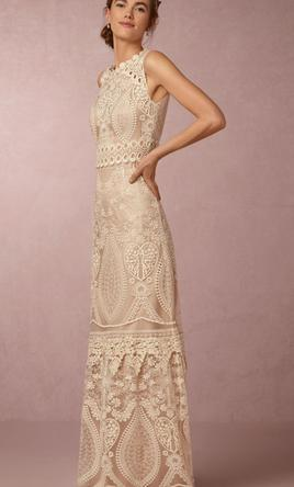 Bhldn roane 500 size 2 used wedding dresses for Bhldn used wedding dresses