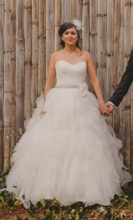 Rosa Clara Two Wedding Dresses For Sale
