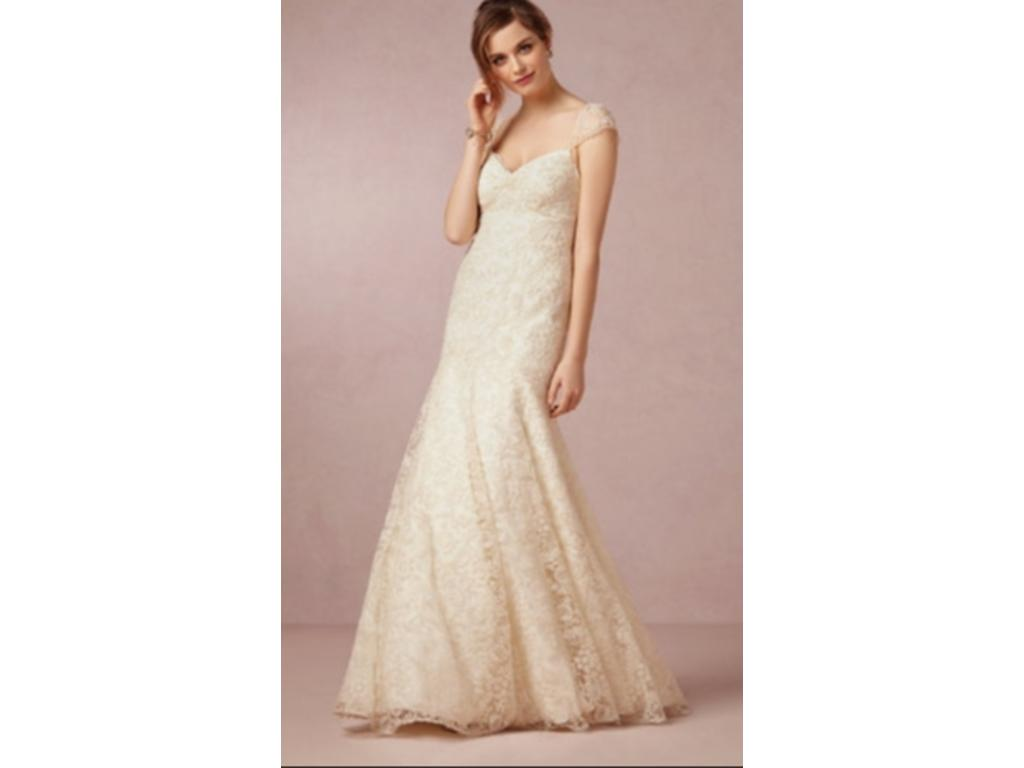 Jenny Yoo Leila Gown, $600 Size: 8 | New (Un-Altered) Wedding Dresses