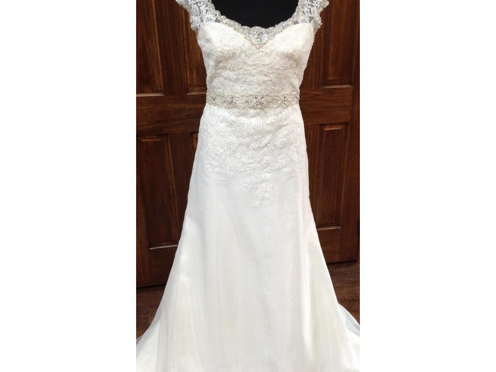 Mori lee 3168 644 size 20w sample wedding dresses for Accents 3101 salon sioux falls sd
