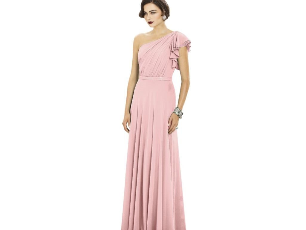 Dessy 2885, Size: 12 | Bridesmaid Dresses