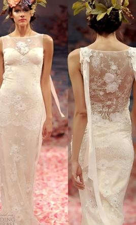 Claire Pettibone Wedding Dresses For Sale | PreOwned Wedding Dresses