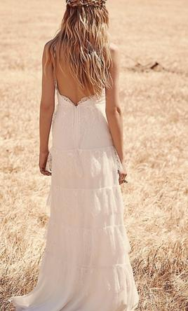 Pin It Other Erin Fetherston Tiered Lace Maxi For Free People 8
