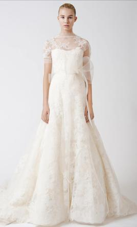Vera Wang Esther, $6,120 Size: 8 | Used Wedding Dresses