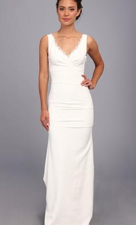 Nicole Miller Nina, $550 Size: 12 | Used Wedding Dresses