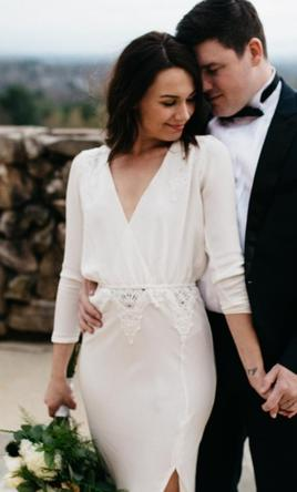 Other Custom Stone Cold Fox, $1,300 Size: 2 | Used Wedding Dresses