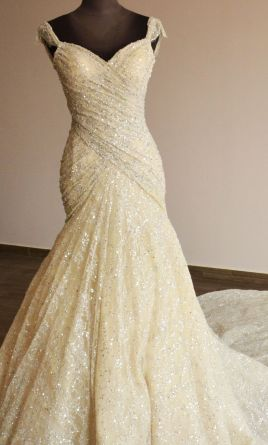 Elie Saab Custom Made 19800 Size 2