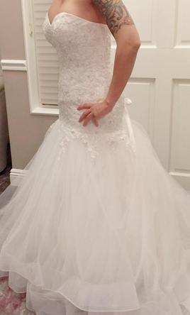 Alfred Angelo Cinderella style 216 4