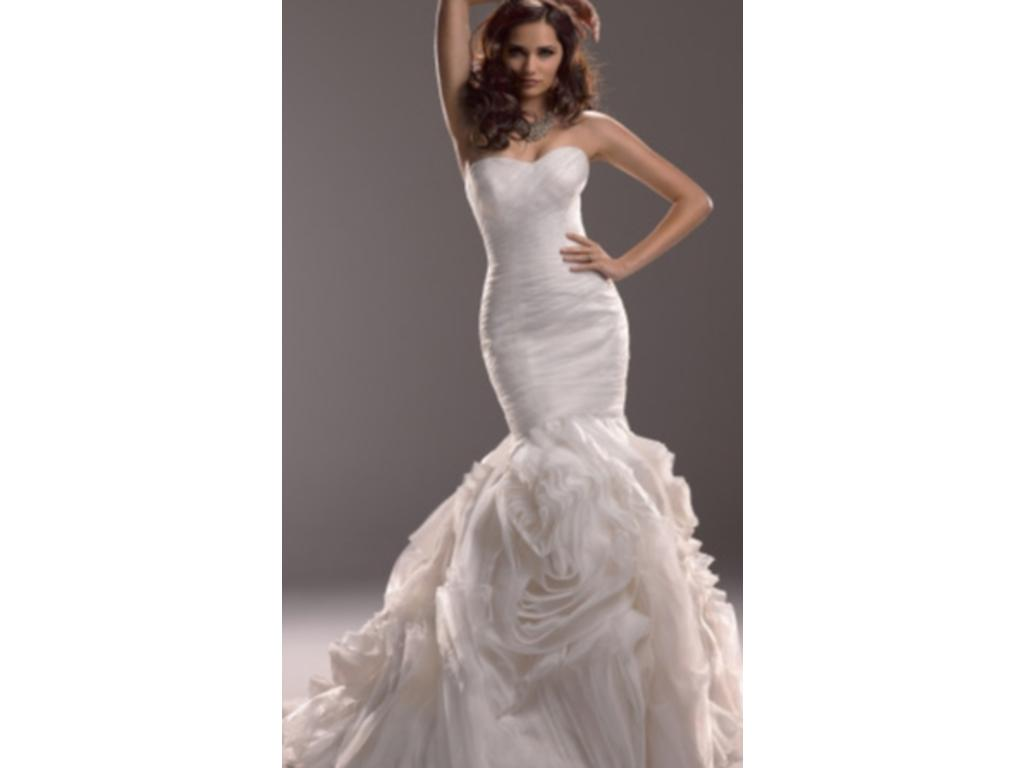 Maggie Sottero Primrose, $575 Size: 10 | New (Un-Altered) Wedding ...