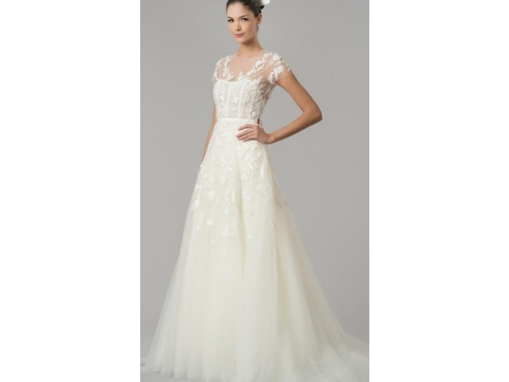 Carolina Herrera Dogma 4 000 Size 4 Used Wedding Dresses