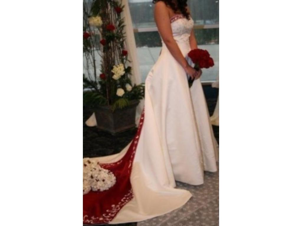 Alfred Angelo 1516 165 Size 4 Used Wedding Dresses