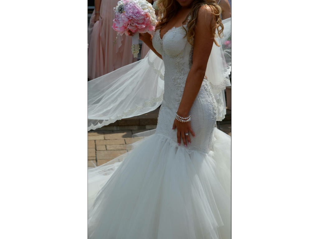 Wedding Dresses USD 7000 : Galia lahav suzanne size used wedding dresses