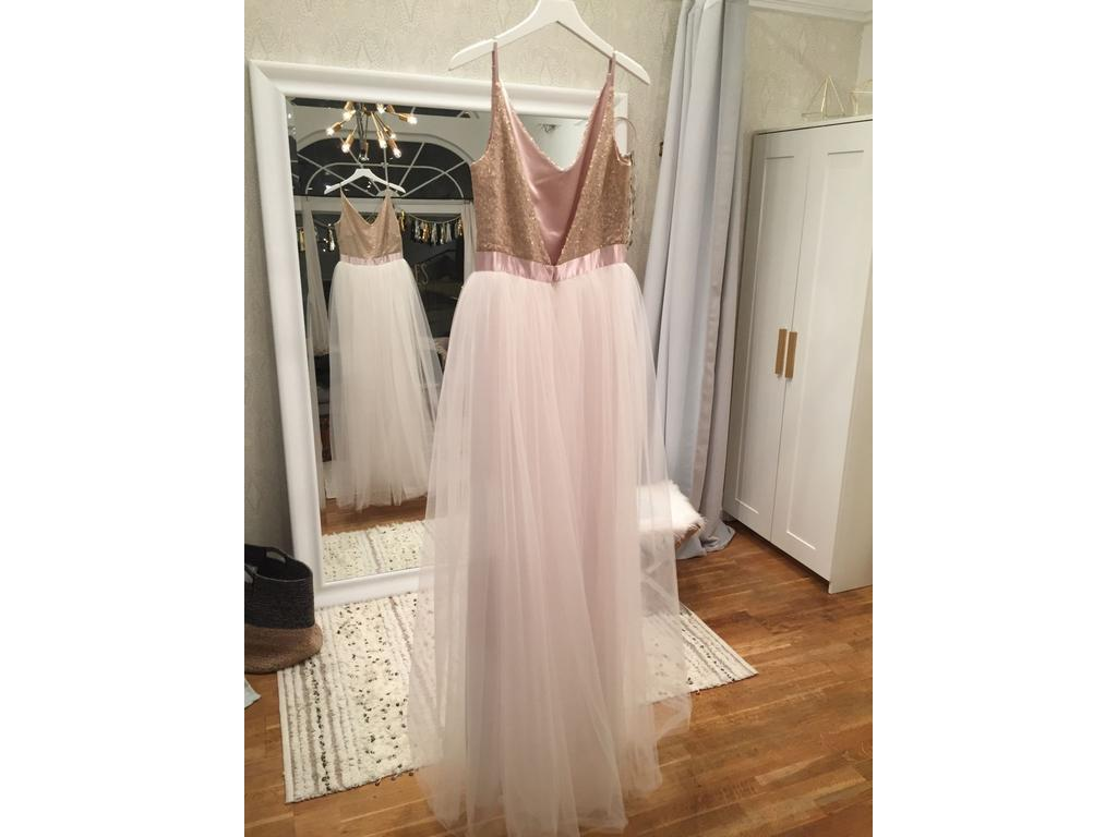 Other carrie 400 size 10 sample wedding dresses for Wedding dress sample sizes