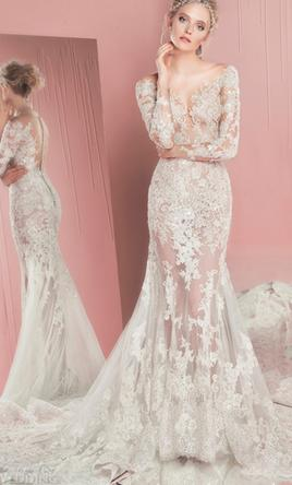 Zuhair murad 2016 spring collection patricia dress for Zuhair murad wedding dress prices