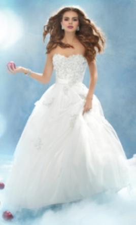 Alfred Angelo Snow White/ Style 207 10