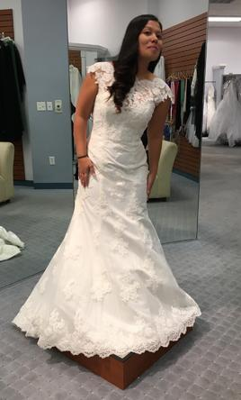 Alfred Angelo 2407 4
