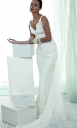 Le Spose Di Gio P12 Silk Dress, $1,500 Size: 8 | New (Un-Altered ...