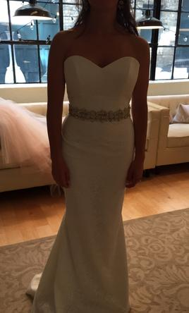 Hayley Paige 1550  Blush by Hayley Paige   Candi, $1,250 Size: 10