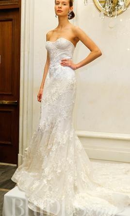 Marchesa 4 500 size 2 used wedding dresses for Marchesa wedding dress sale