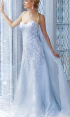 Alfred Angelo Ice Crystal  16