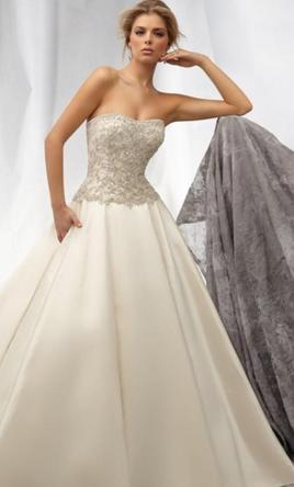 Angelina Bridal Couture 1303 Couture, Mori Lee 8