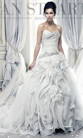 Ian Stuart Wedding Dresses For Sale