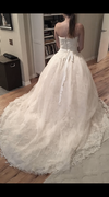 Vera Wang Hortence - All Lace Ball Gown  4