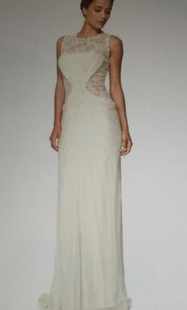 Tadashi Shoji Akh90326l 350 Size 6 New Un Altered Wedding Dresses