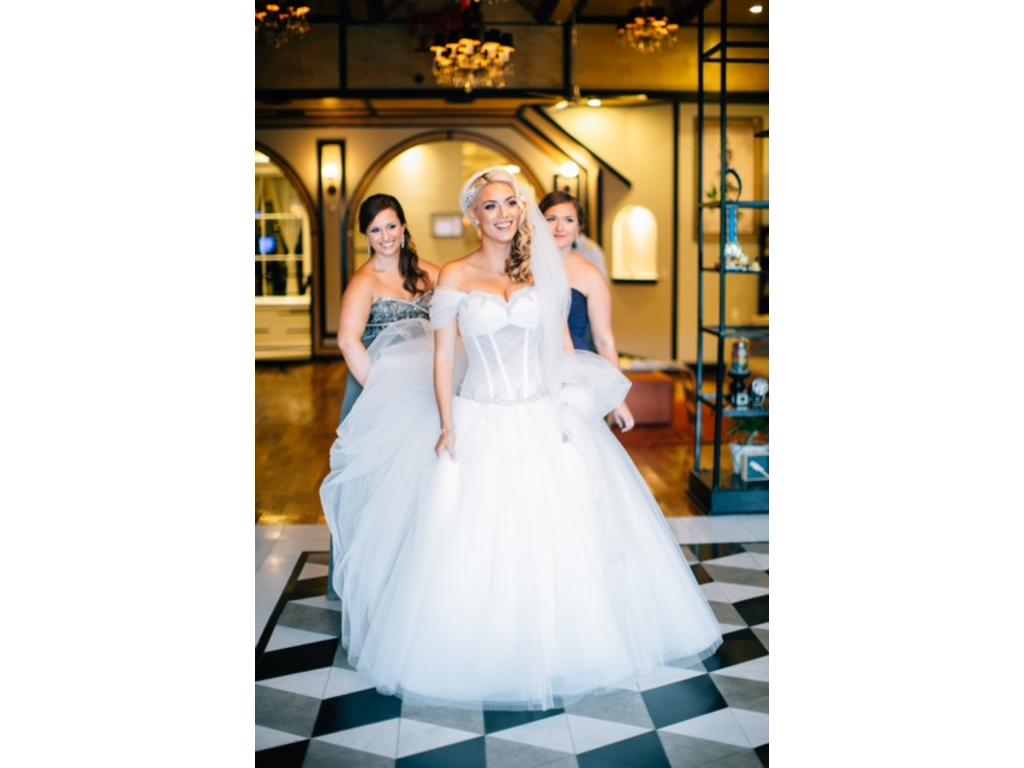 Pnina Tornai Ball Gown, $5,000 Size: 10 | Used Wedding Dresses