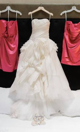 Vera wang diana 3 000 size 4 used wedding dresses for Vera wang diana wedding dress