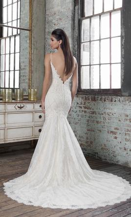 Justin Alexander Chantilly Lace 9819 8