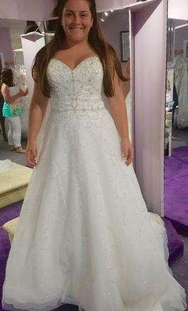Alfred Angelo New Collection- Disney Cinderella 2015 Style 262 16