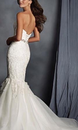 Alfred Angelo 2526 850 Size 8