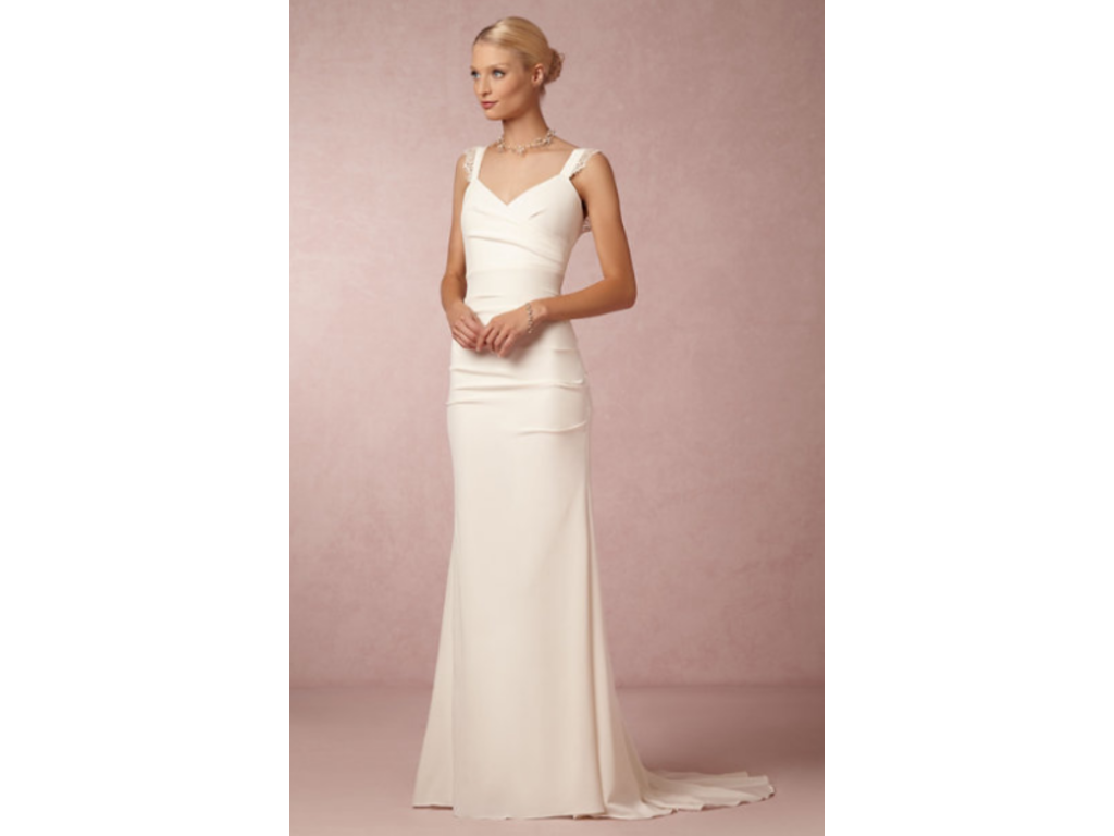 Nicole Miller Alexis Bridal Gown, $550 Size: 6 | Used Wedding Dresses