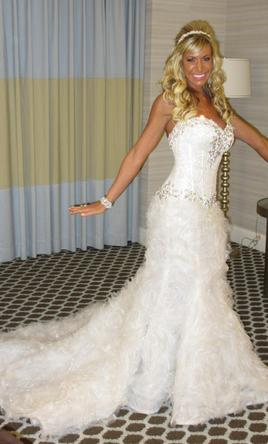 Pnina Tornai Mermaid Wedding Dress – Fashion dresses