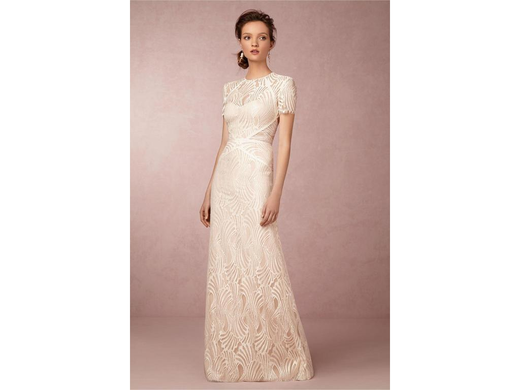 Bhldn Beilin Gown 34788182 2 150 Size 4 New Un