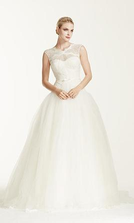 Zac posen zp345016 600 size 12 used wedding dresses for Zac posen wedding dresses sale