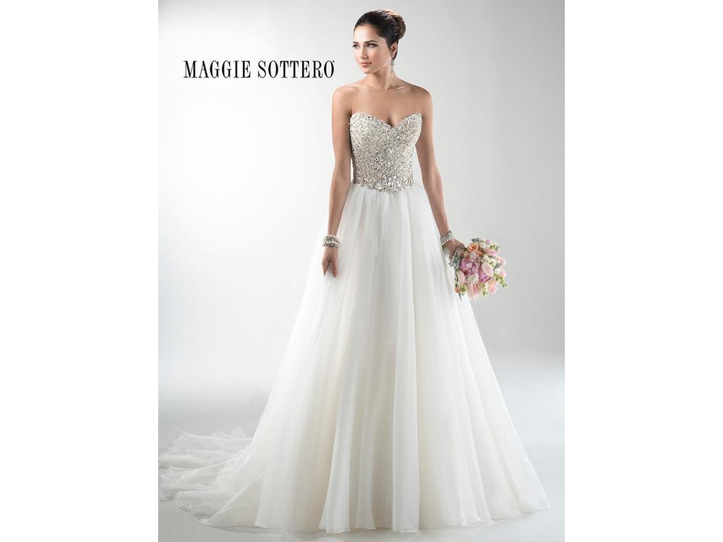 Pin It Add To Maggie Sottero Esme Marie 10