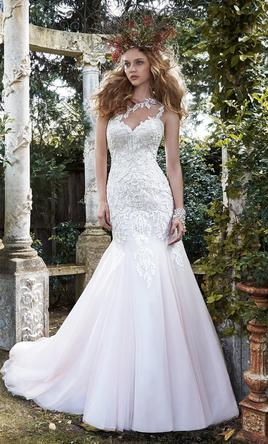 Maggie Sottero Eve 1015 Size 10