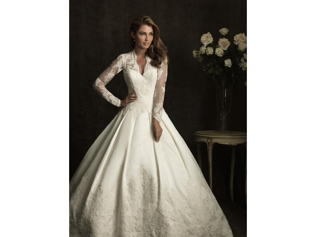 Alfred Angelo 2328 (Princess) Kate, $699 Size: 10 | New (Un-Altered ...