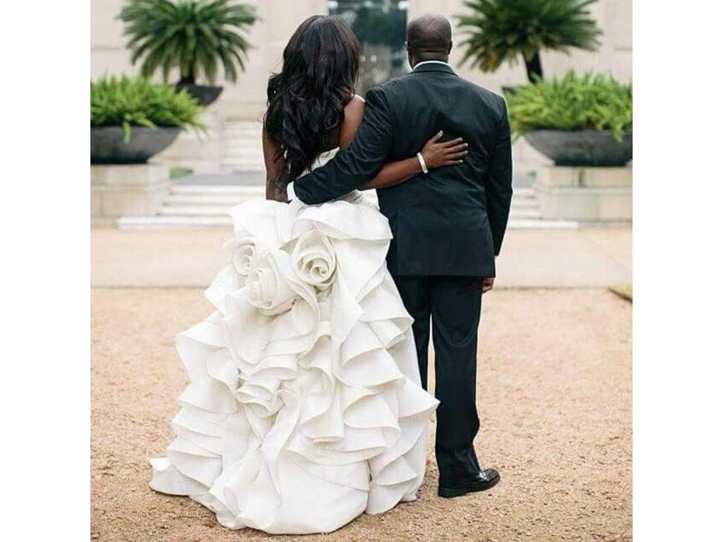 Other Rosette Gown, $900 Size: 12 | Used Wedding Dresses