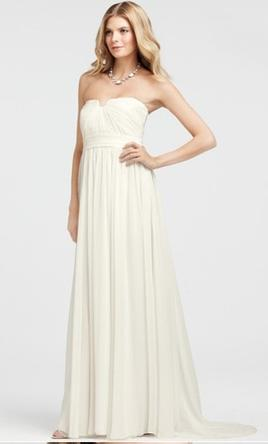 Ann taylor wedding dresses for sale preowned wedding dresses ann taylor 272372 8 junglespirit Images