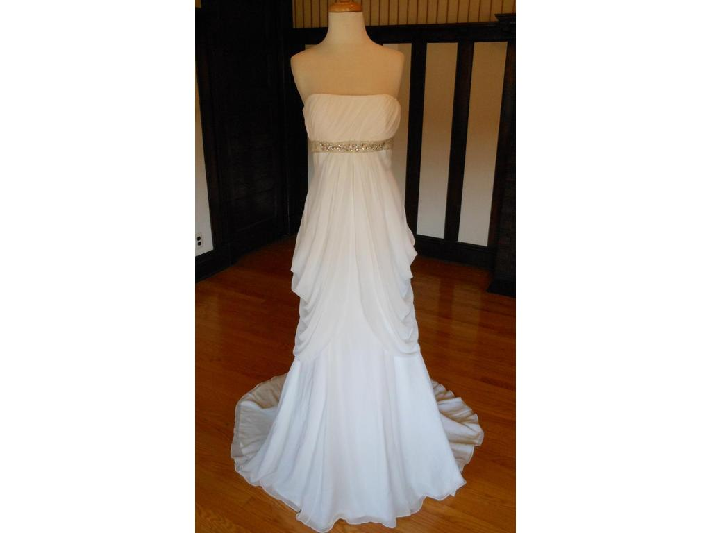 Lilly 99 size 4 new un altered wedding dresses for Wedding dresses for 99