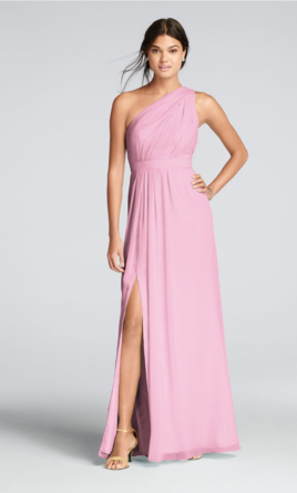 Whether it's the sophisticated style of an elegant long formal evening dress for prom, the delicate design of a pastel party dress for graduation, or the romantic vibe of a lace mother-of-the-bride dress, these designer dresses for less than $ will have you looking like you spent way more than you actually did.