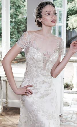 Maggie Sottero CARLYNNE 10