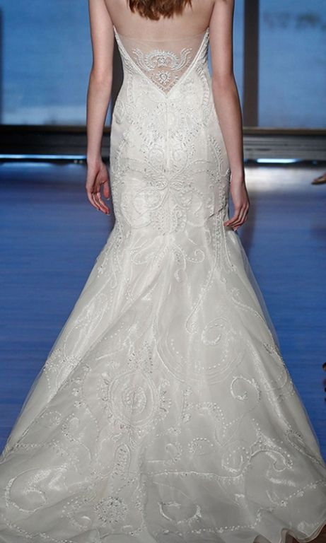 Ines di santo damaris 1 275 size 12 used wedding dresses for Ines di santo wedding dresses prices