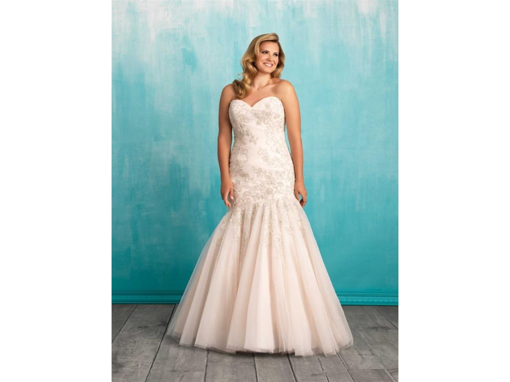 Contemporary Bridal Gown Resale Ensign - All Wedding Dresses ...